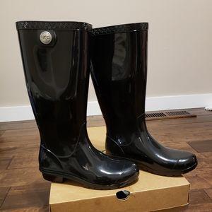 New in Box Ugg Rainboots